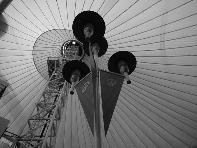 Butlins holuday camp Architecture