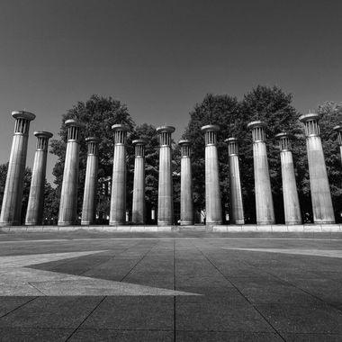 Bicentennial Capitol Mall State Park in Nashville, TN
