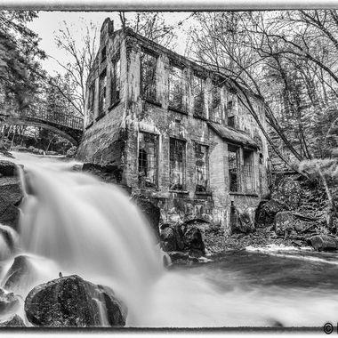 Ruines in Gatineau Park