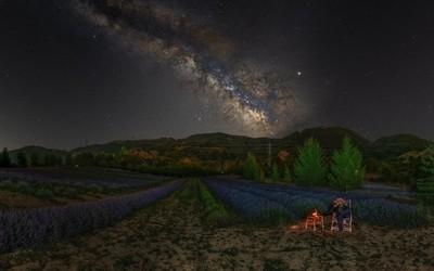Sotto un cielo di stelle