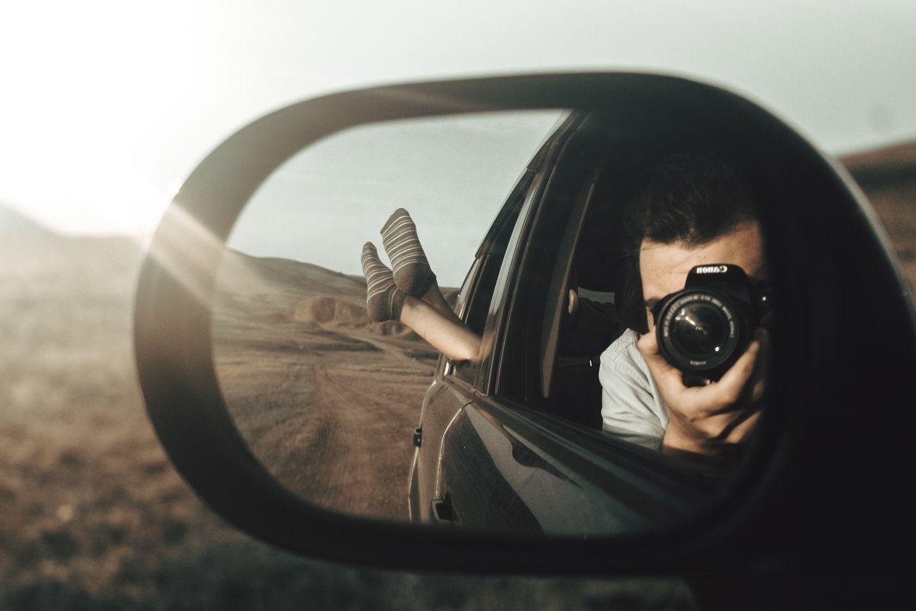 Selfie Moment Photo Contest Winner