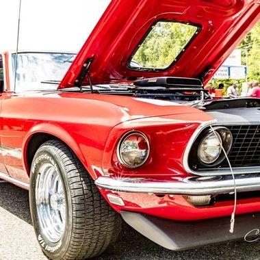 Goose Creek Car Show