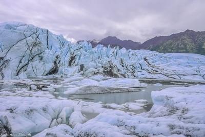 glacier time