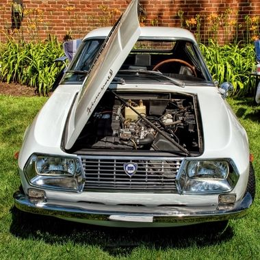 1968 Lancia Fulvia Zagato