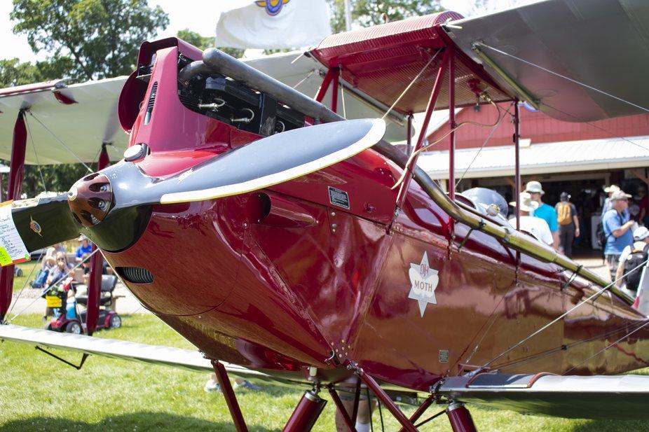 de Havilland Moth