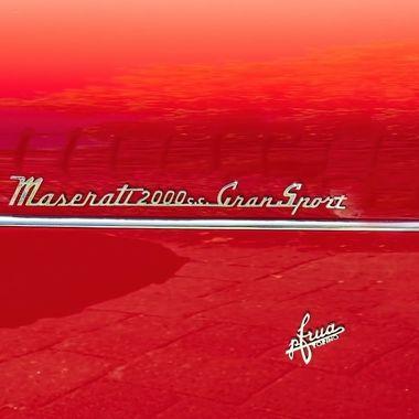Maserati 2000 Gran Sport