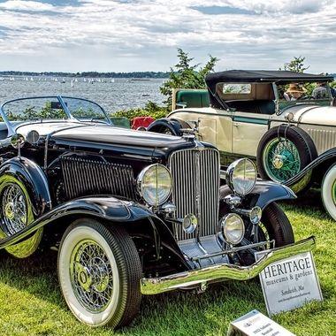 1932 Auburn Boattail