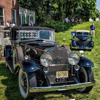 1931 Cadillac 452 A Cabriolet