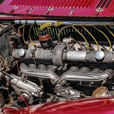 1932 Alfa Romeo 8C2300 Spider Corsa