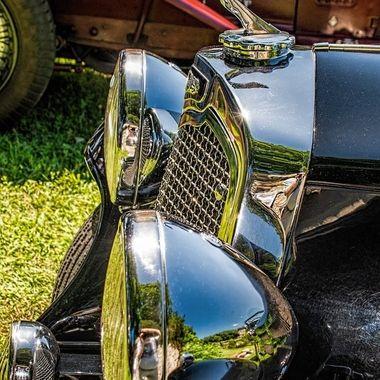 1935 Triumph Southern Cross