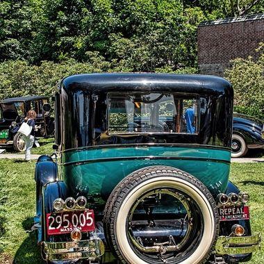 1925 Pierce Arrow Series 80