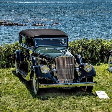 1934 Pierce Arrow Series 80