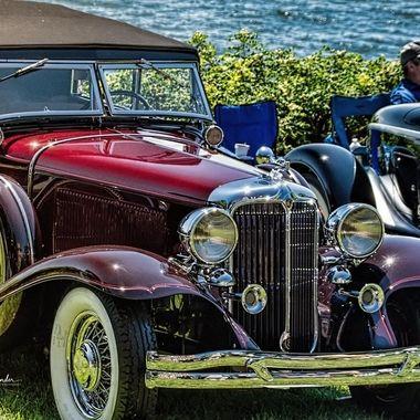 1929 Rolls Royce Phanton II Sedanca
