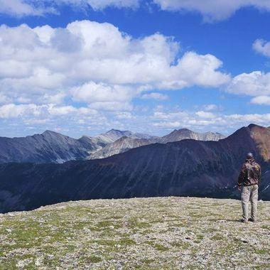 Climbing those Peaks