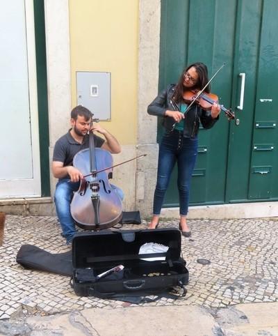 Sidewalk Musicmakers