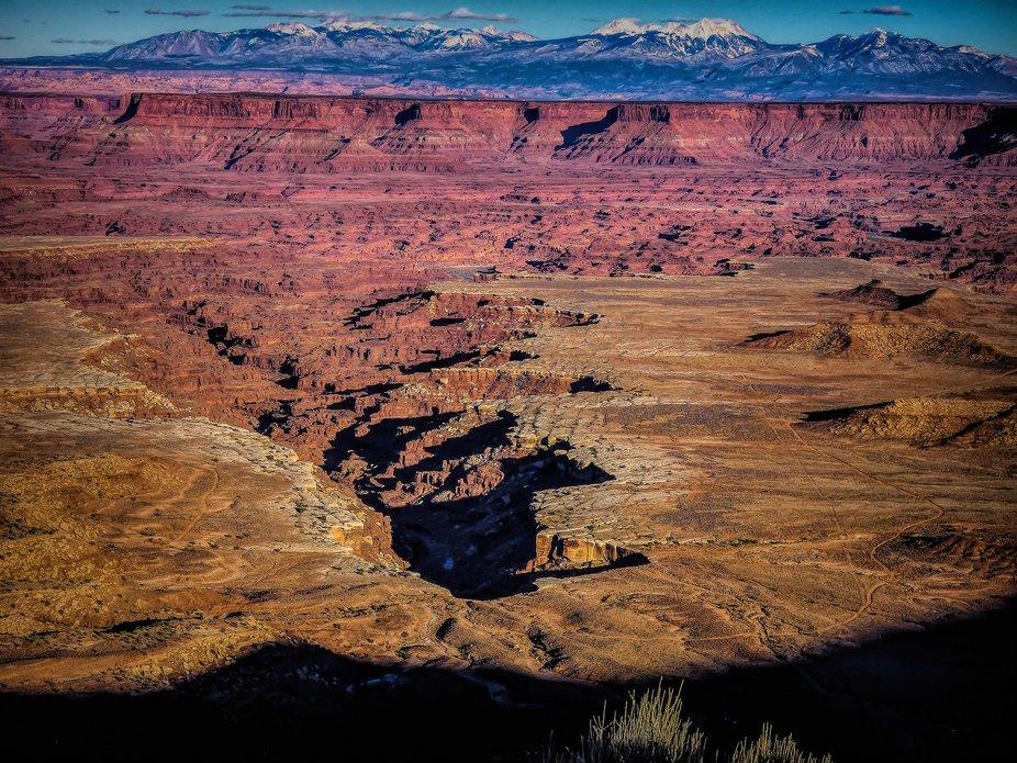 Canyonlands rifts