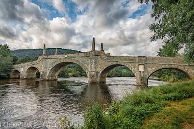 Wades bridge