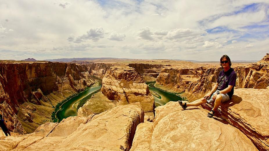 Horseshoe Bend Arizona Colorado River
