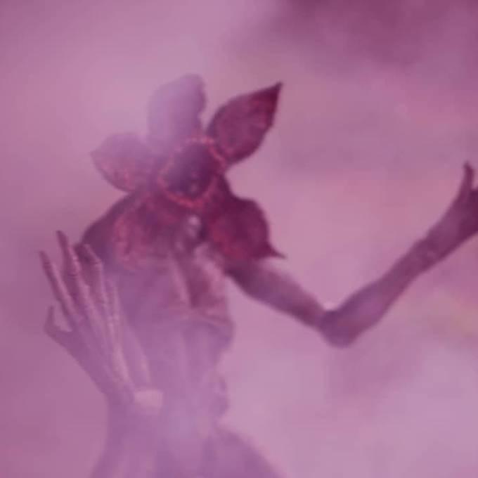 demogorgan in the mist