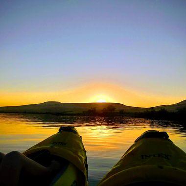 Kayak it out
