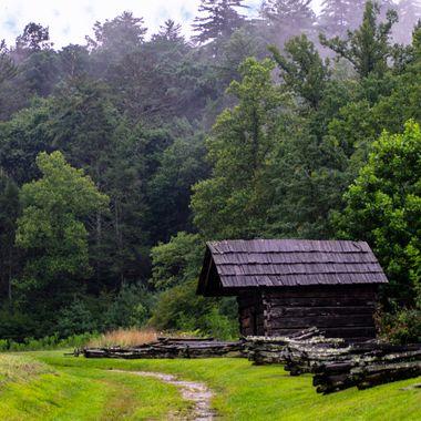 Old homestead (Dawsons)