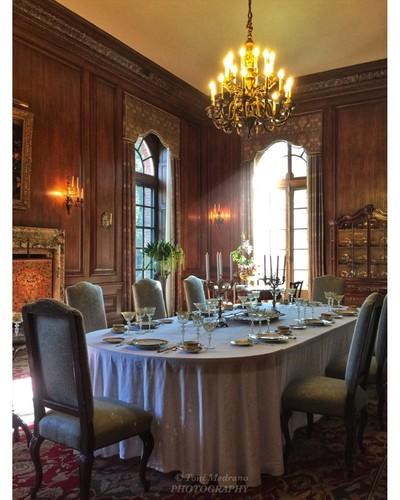 ~filoli dining room~