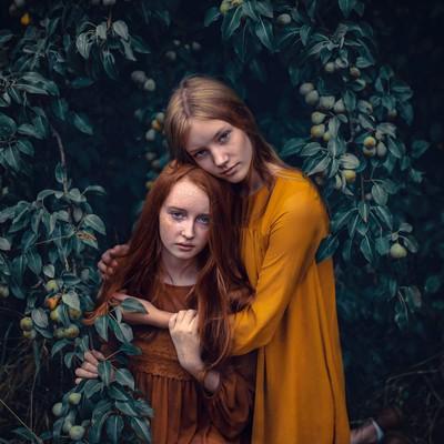 Isabella&Ava