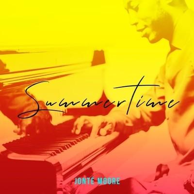 """Portrait for Jonte Moore's upcoming single """"Summertime"""""""