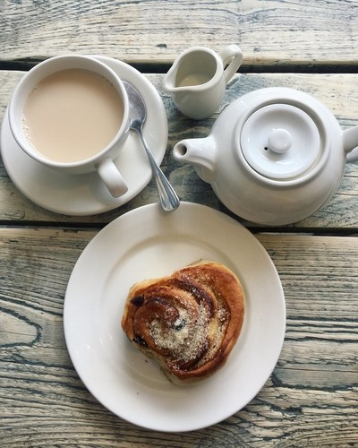 Tea time in Cotswolds
