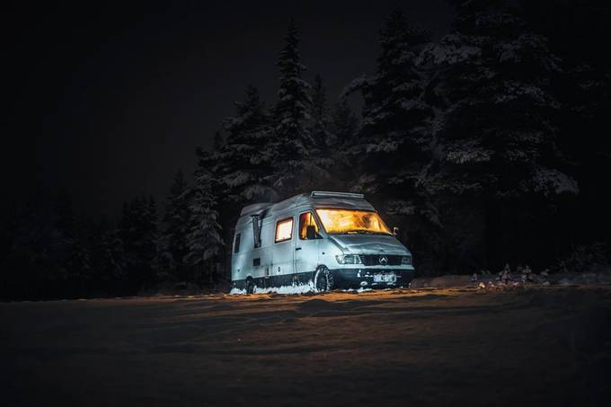 cosy camper by calumkozma - Methods Of Transportation Photo Contest
