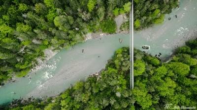 The Kander River