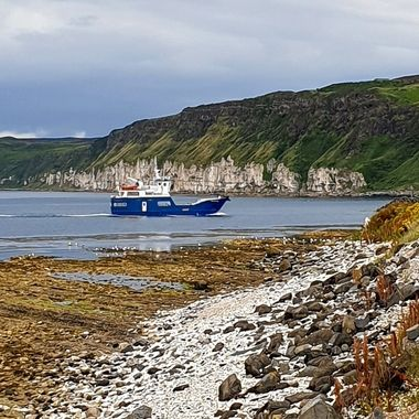 Image captured during a recent visit to Rathlin Island.