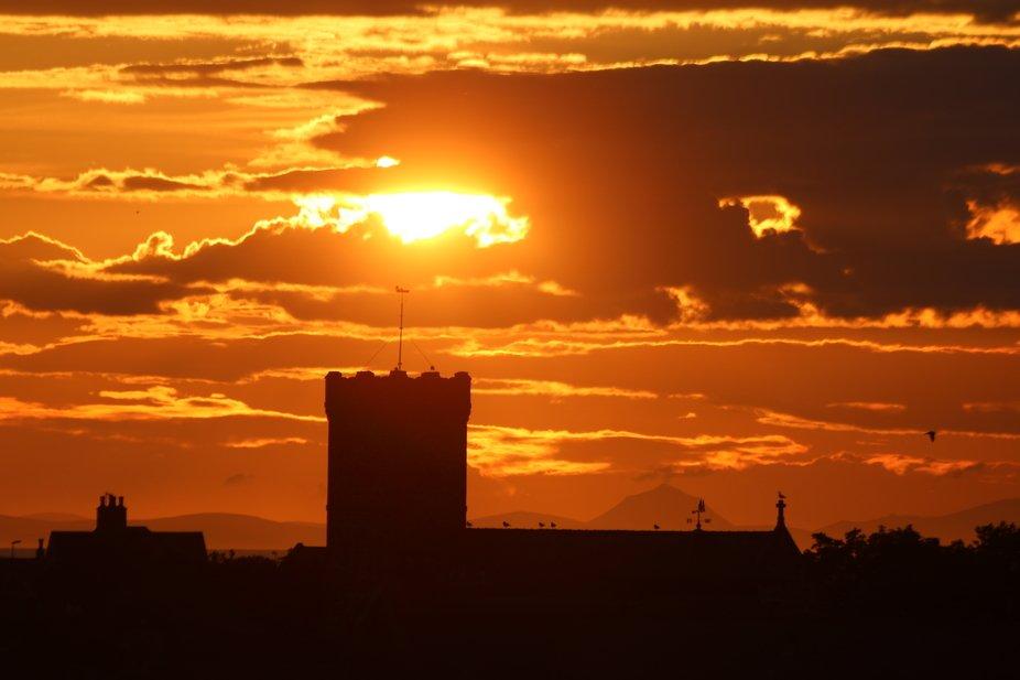 IMG_8372 (1)Church sunset
