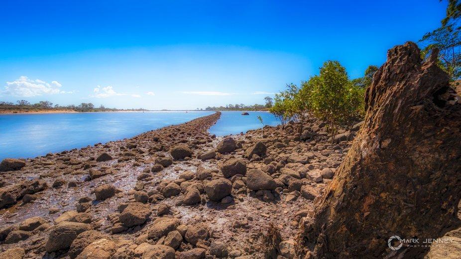 Kirby's Wall - Bundaberg - QLD - Australia