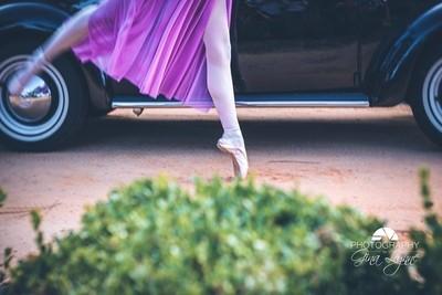 Ballerina & the BUG