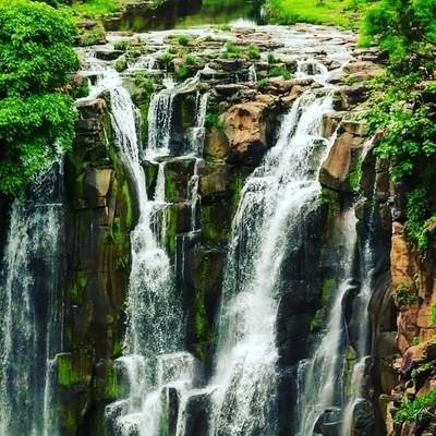 Patalpani Waterfalls