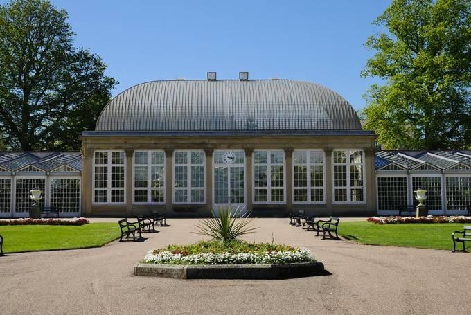 Sheffield Botanics