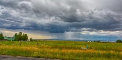 Wyoming Rain