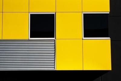 Yellow Cladding