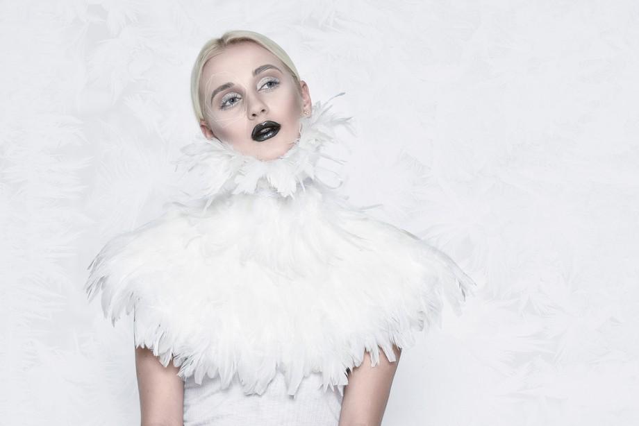 Model: Aiste  Photographer: Colin Solomon  Retoucher: Jess Sexton