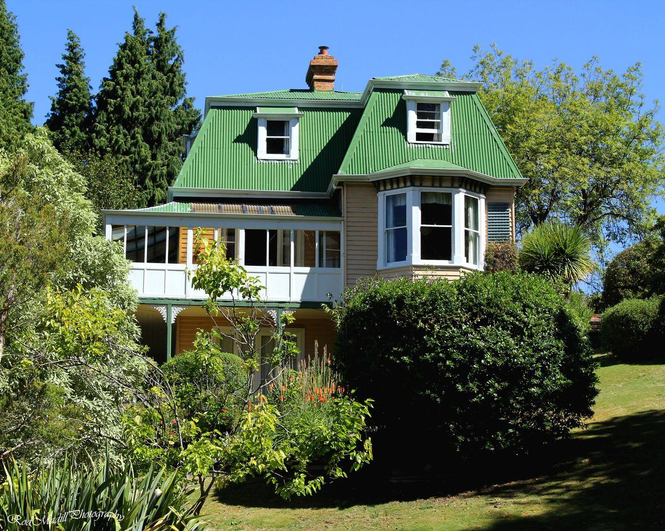 house in Tassie