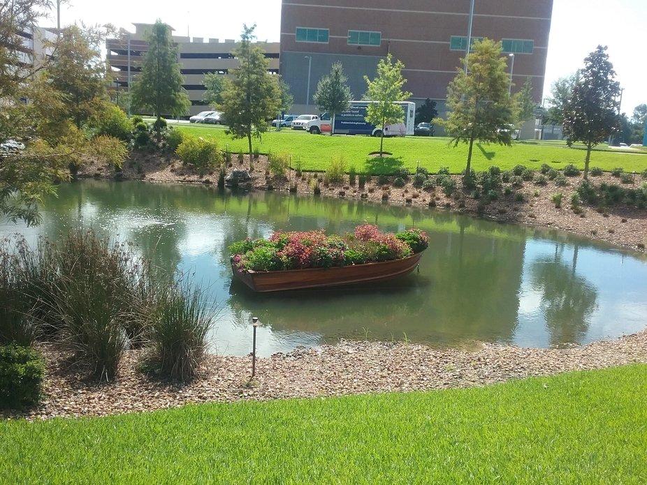 Hope Garden at U.F.Shands Hospital