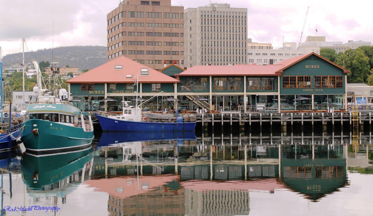 Mures Seafood Hobart