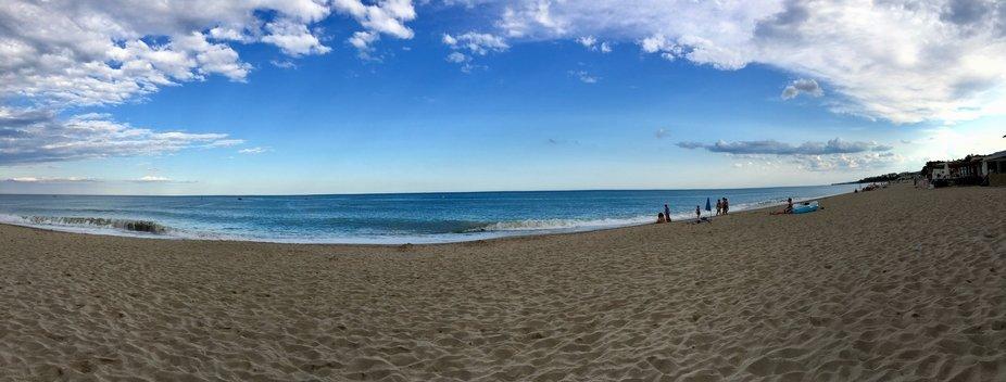 Beachscape Pano