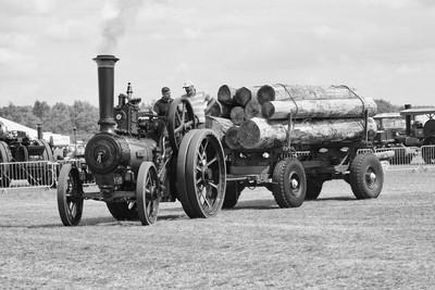 2019 Gloucestershire Extravaganza & Vintage Show - Steam Engine