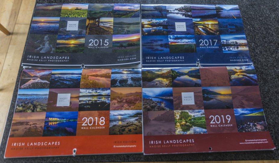 4 calendars