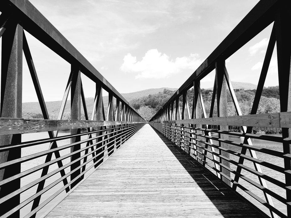 Appalachian Trail Footbridge