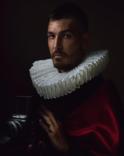 Self Portrait1341