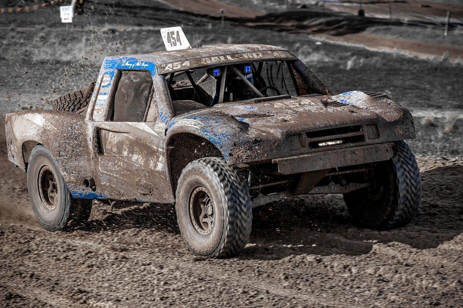 Geiserbros trophy truck
