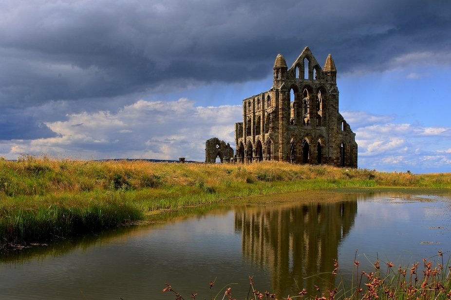 Whitby Abbey was a 7th-century Christian monastery that later became a Benedictine abbey. The abb...